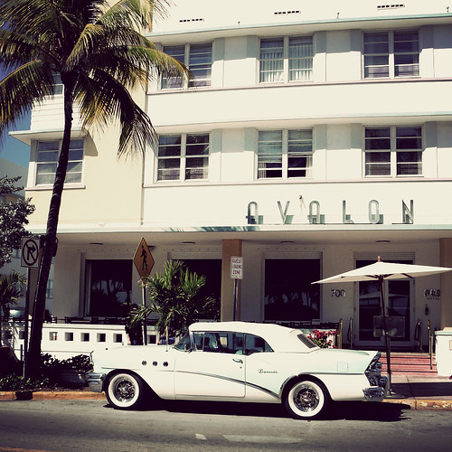 Day 15 : Miami Art Deco District