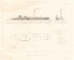 archi bateau danube