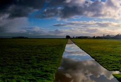 After the Rain (gcquinn) Tags: clouds bay bravo san francisco geoff aviation quinn alcatraz geoffrey crissyfield grassy navalaviation supershot mywinners aplusphoto crissyfieldfortbakersanfranciscogoldengat