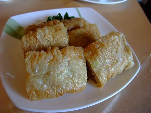 醉月樓 - 鮮蝦腐皮捲