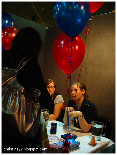 USQ: Career Fair 2009