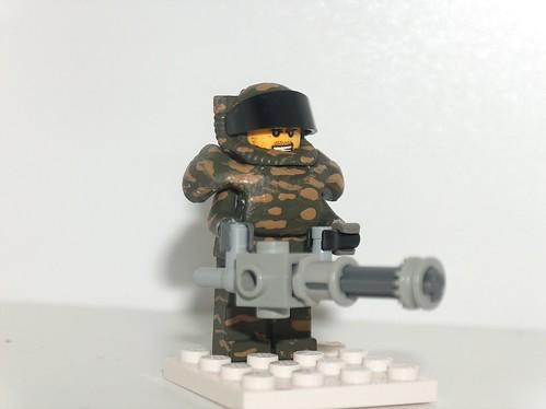 übber soldier custom minifig