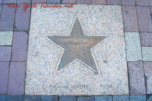 L Frank Baum Star