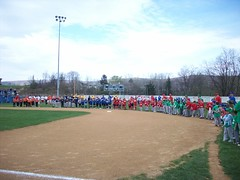 The Tee-Ball and Coach Pitch Teams (mathewjohn27) Tags: little league nanticoke