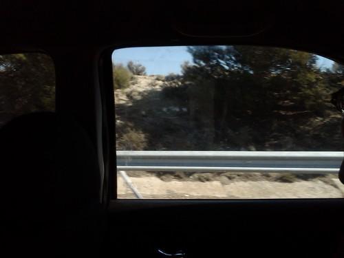 desde el coche