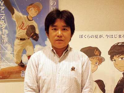 水島努〔Tsutomu MIZUSHIMA〕 2007 ver.