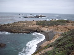Sand Hill Cove (tmrae) Tags: coast monterey pacific pointlobos