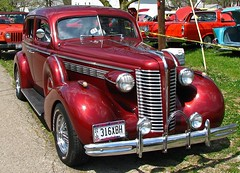 1938 Buick Special (dok1) Tags: buick 1938 piketonohio dok1 piketondogwoodfestical