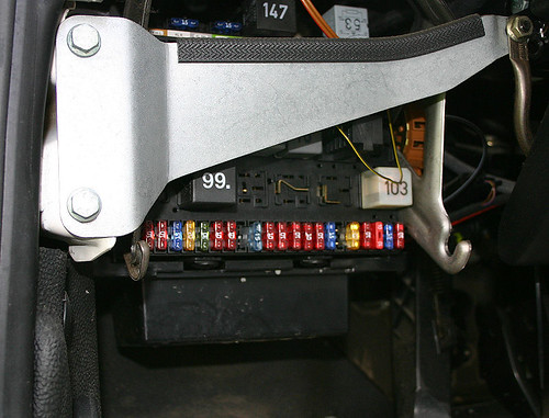 Vw T4 Fuse Box Removal - Wiring Diagram Img