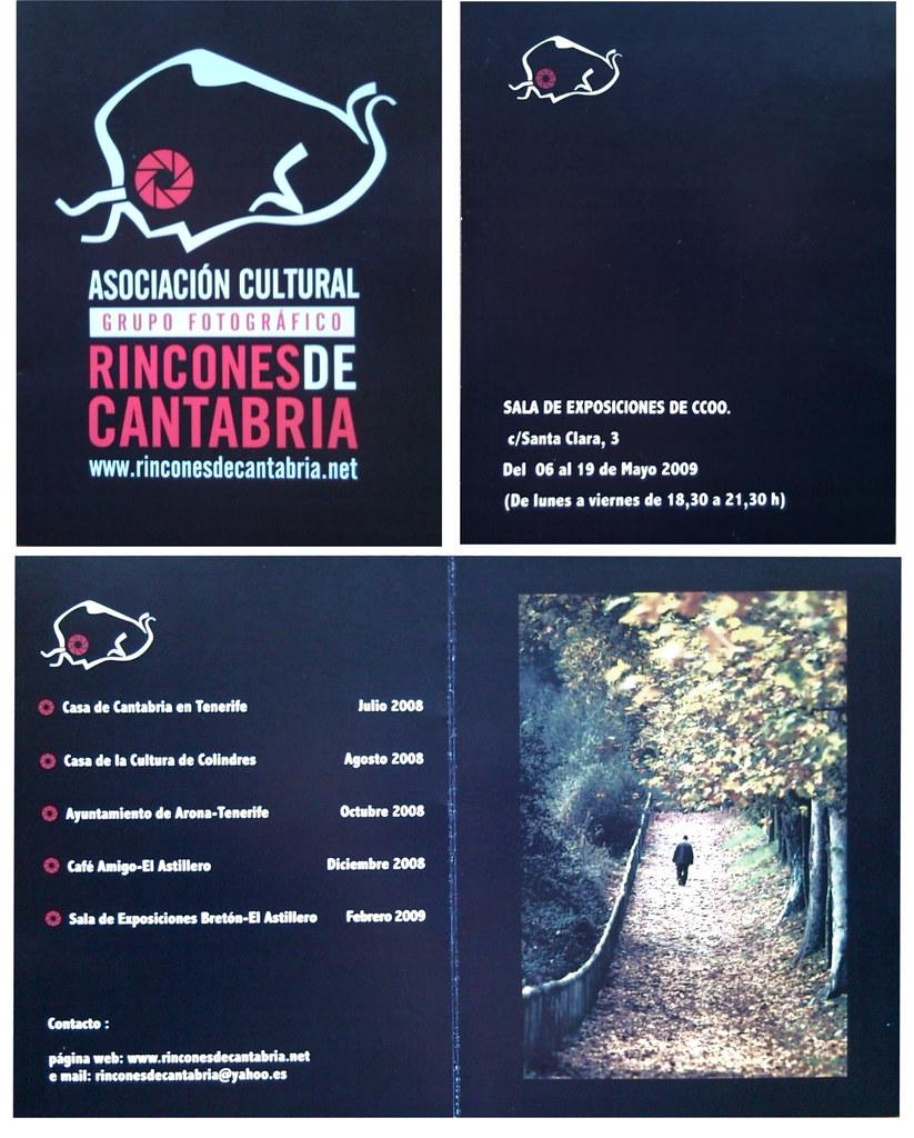 Exposición CC.OO de Santander.