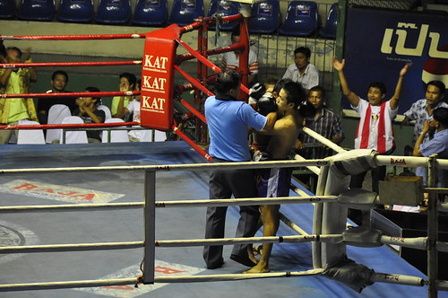 Bangkok kick boxing muay thai