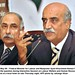 Minister for Labour and Manpower Syed Khursheed Ahmed Shah