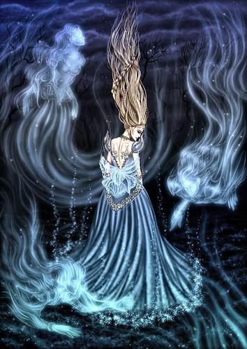 Ghost Storm by Agnieszka Miroslaw