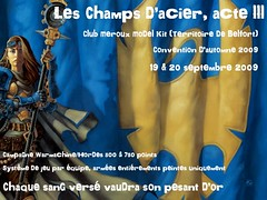 Flyers Sept 2009 (Le Gamin) Tags: warmachine hordes
