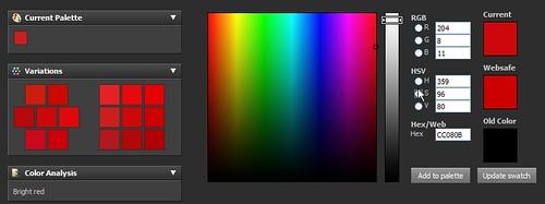 Color Explorer