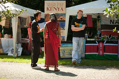 Africa Day 2009 In Iveagh Gardens