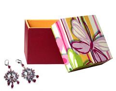 Caixa em MDF para embalagem (Minhas Crias) Tags: artesanato pintura mdf decoupage trabalhosmanuais
