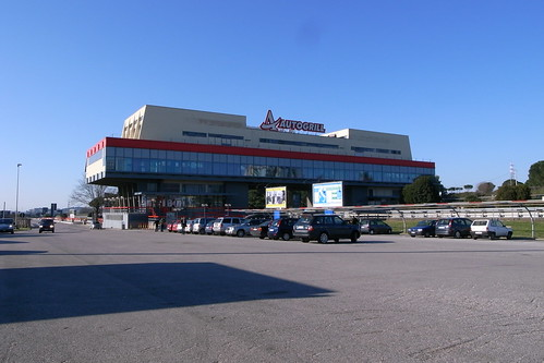 Autogrill in Italy 1