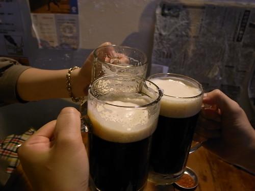 黑生啤!!