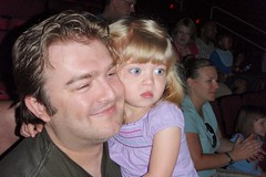 Dave & Catie at Sesame Street Live