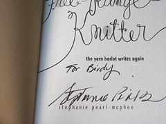 The Autograph