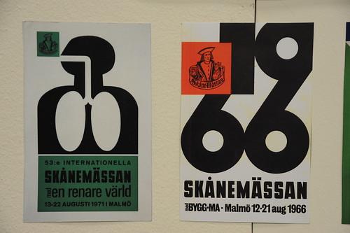 SkåneMässanポスター