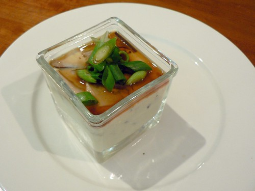 Chawanmushi or Savoury Steamed Egg Custard