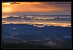 Potomac Highlands Sunrise (Joseph Rossbach(www.josephrossbach.com)) T