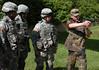 German Marksmanship Range (heraldpost) Tags: germany army europe military 21st german weapon kaiserslautern tsc marksmanship schuetzenschnur
