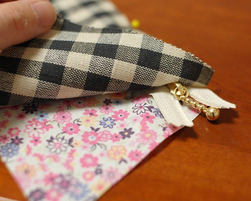 How to make a pen case (4)