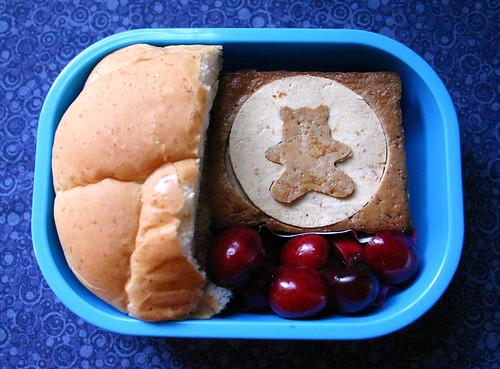 Preschool Bento #192: June 5, 2009