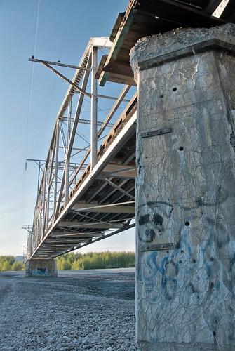Knik bridge | Flickr - Photo Sharing!
