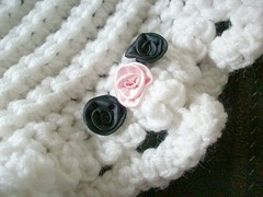 Ribbon Rose Afghan