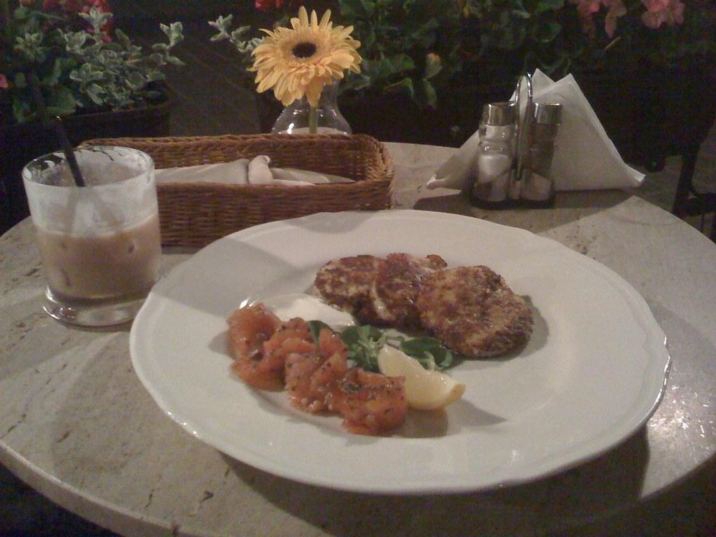 Dinner in Poland