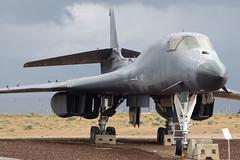 U.S. Air Force Rockwell B-1B Lancer # 83-0070 (Flightline Aviation Media) Tags: airplane utah aircraft aviation military jet rockwell bomber usaf ogden usairforce b1 stockphoto hillaerospacemuseum canon50d bruceleibowitz 830070 1541304