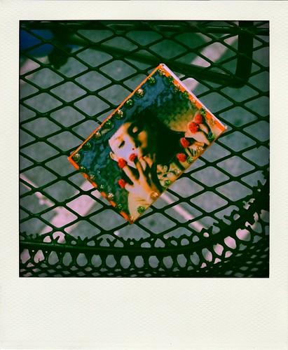 Amelie polaroid