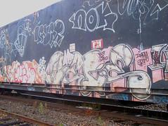 pepe (MoRbiDLyObeSE41ThReE) Tags: never train graffiti smith pepe graff dier jt freight nok sane frieght impy