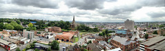 Walsall Panorama (codeshop) Tags: trees panorama green church st clouds town garage horizon townhall civiccentre matthews lidl walsall bridgestreet stmatthewschurch tonemapped manorhospital tamewaytower townendhouse walsallcollege centralhallmethodistchurch silverknightgarage walsallweb