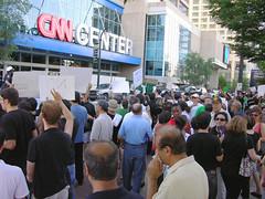 DSCN7118 (Hiloxy) Tags: atlanta georgia election downtown iran rally protest demonstration mullah