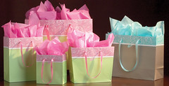 Perfectly Paisley Gift Bags