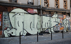 belleville zoo project (lepublicnme) Tags: streetart paris france june explore woostercollective ekosystem cityzoo zooproject
