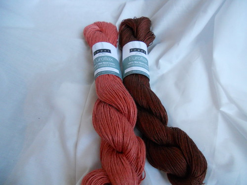 Euroflax from Yarn Barn of Kansas