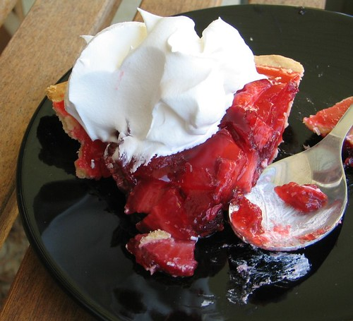 Yum! Strawberry Pie