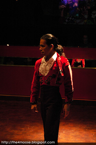 Moment of Finesse - Spanish Dancer