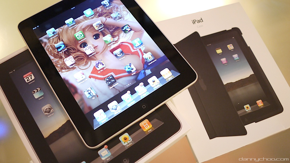 iPad Video Review