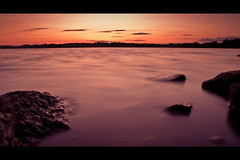 Pennington Flash...... Again :( (Danny Beattie) Tags: uk longexposure unitedkingdom widescreen sony leigh 1870mm penningtonflash postprocessing smoothwater adobelightroom silkywater talkphotography sonya550