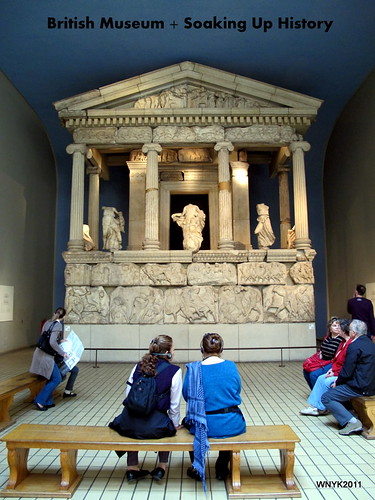 The Nereid Monument