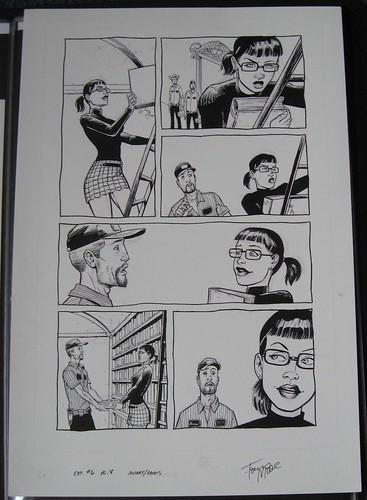 Exterminators #6 page 8