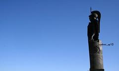 Minerva. (euphoric_syl ) Tags: madrid espaa statue spain minerva estatua cba