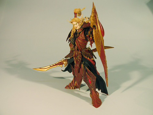 world of warcraft wallpaper blood elf. Blood Elf Paladin Quin thalan